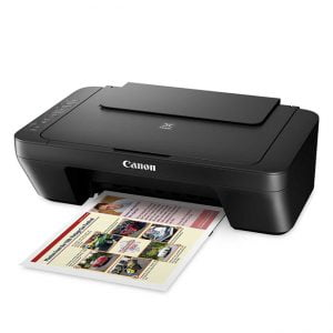 Canon Pixma Printer PIXMA MG3050 series