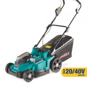 Ferrex Cordless Lawn Mower FS-ARM 4037 (Including Battery & Charger)
