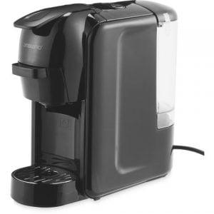 Ambiano Black 3-in-1 Coffee Pod Machine