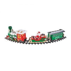 Perfect Christmas Festive Musical Train Set