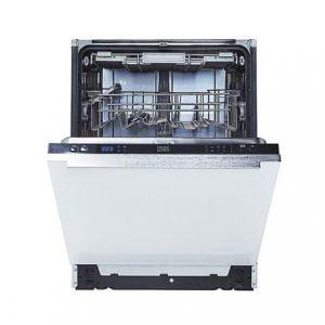 Cooke & Lewis Integrated Black Full size Dishwasher - CLSLDISH