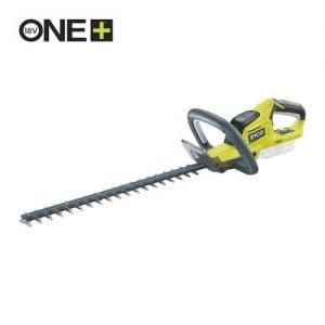 RYOBI 18V ONE+ Cordless 45cm Hedge Trimmer UNIT ONLY OHT1845