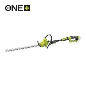 RYOBI 18V ONE+™ Cordless Extended Reach 50cm Hedge Trimmer - OHT1850X (Unit Only)