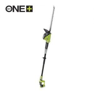 RYOBI 18V ONE+ Cordless 45cm Pole Hedge Trimmer UNIT ONLY OPT1845