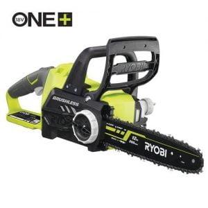 RYOBI 18V ONE+ Cordless Brushless 30cm Chainsaw UNIT ONLY OCS1830