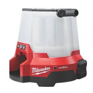 MILWAUKEE M18 ONESLSP-0 18 / 110V LI-ION REDLITHIUM CORDLESS COMPACT SITE LIGHT (Unit Only)