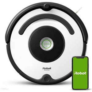 IROBOT ROOMBA 675 ROBOTIC VACUUM CLEANER