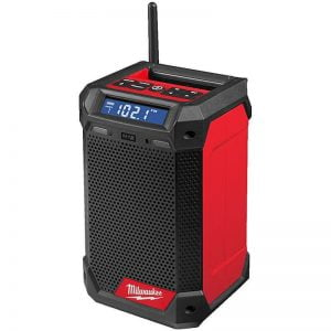 MILWAUKEE M12 RCDAB+-0 DAB RADIO AND CHARGER (Unit Only)